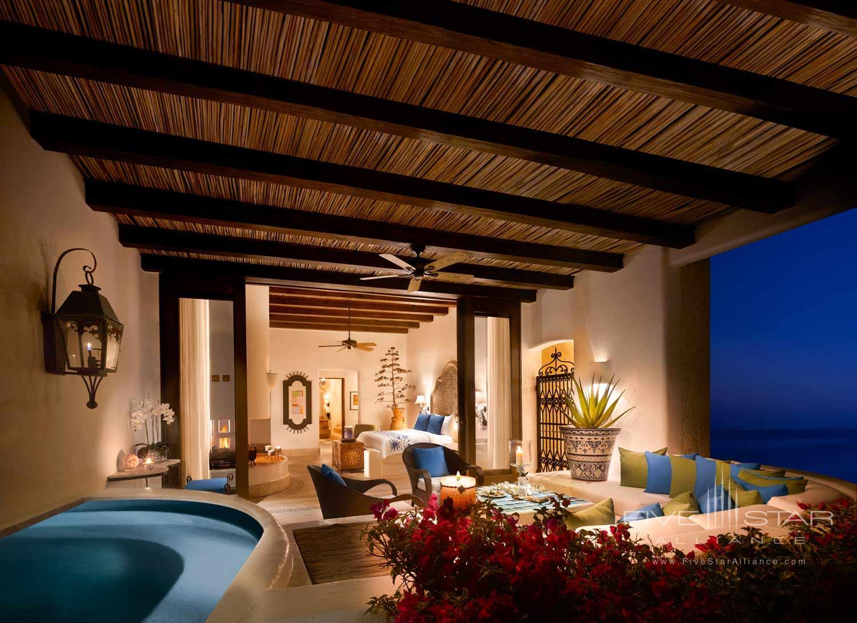 Ocean Front Rooftop Terrace Jr Suite at Las Ventanas al Paraiso, SAN JOSE DEL CABO, MEXICO