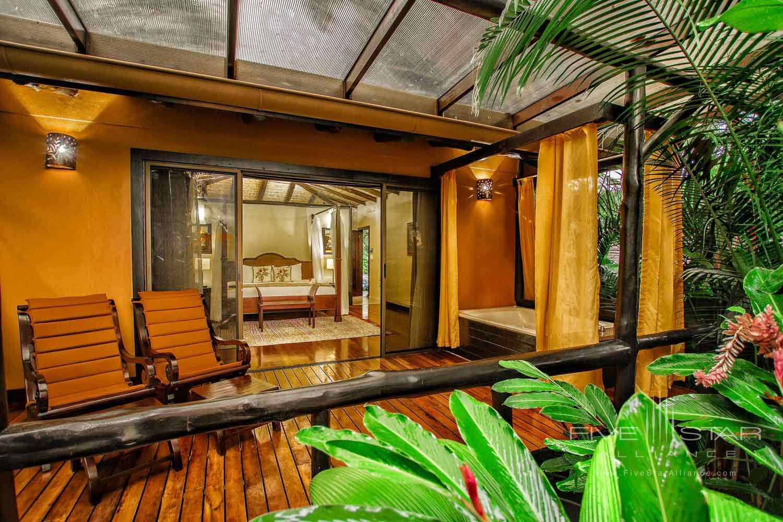 Casita Deluxe Patio at Nayara Hotel, Spa & Garden, LA FORTUNA DE SAN CARLOS, COSTA RICA