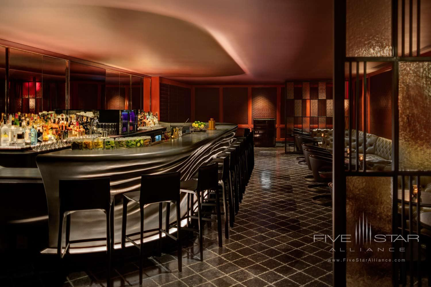 Bar at The Towers at Lotte New York Palace, United States