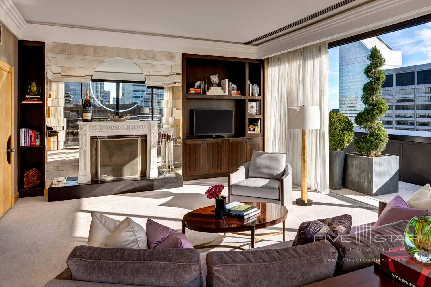 Jewel Suite at The Towers at Lotte New York Palace, United States