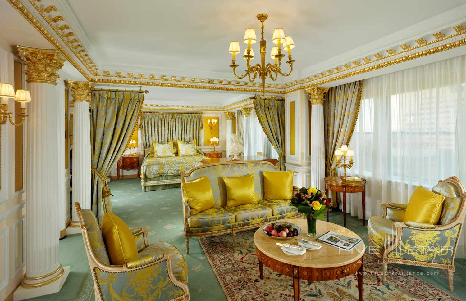 Royal Suite at The Towers at Lotte New York Palace, United States