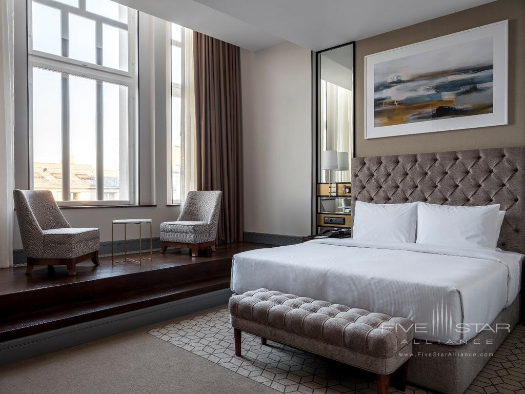 Guest Room at Chekhoff Hotel Moscow, Russia