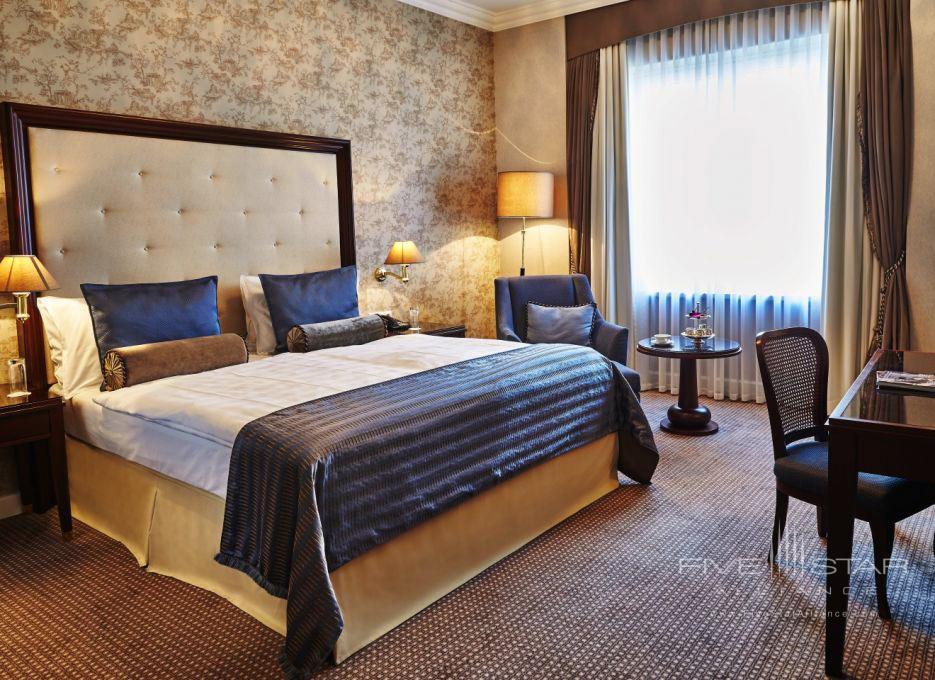 Guest Room at Steigenberger Frankfurter Hof, Germany