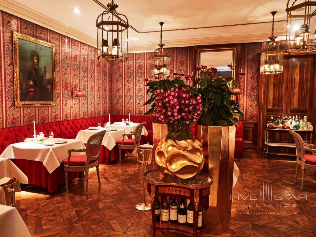 Dine at Steigenberger Frankfurter Hof, Germany