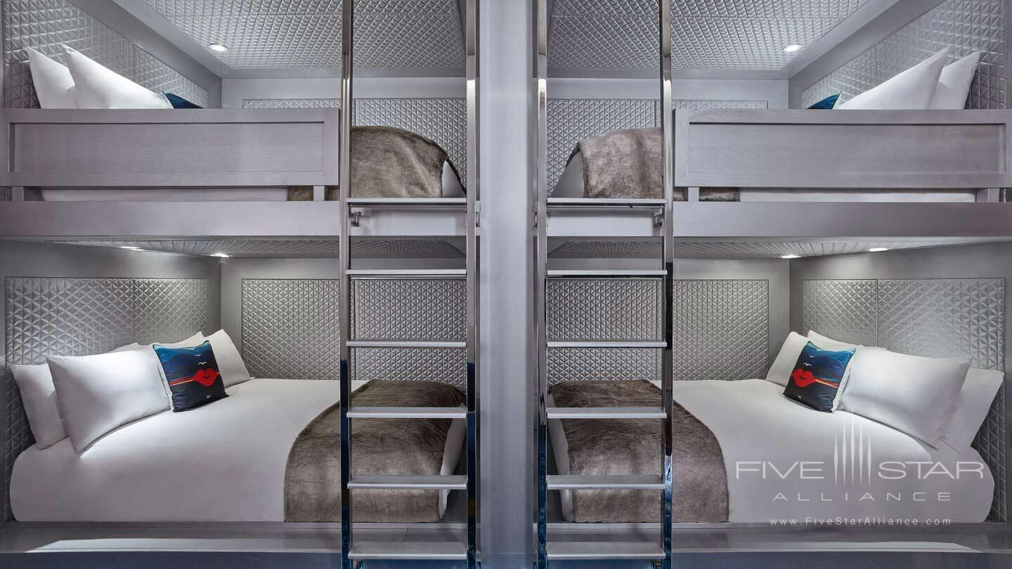 Queen Double Guest Room at W Aspen, CO