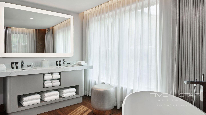 Suite Bath at W Aspen, CO