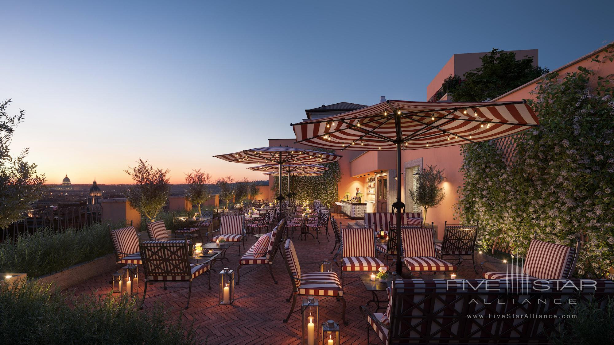 Hotel De La Butte canova suite & perks at rocco forte hotel de la ville | five