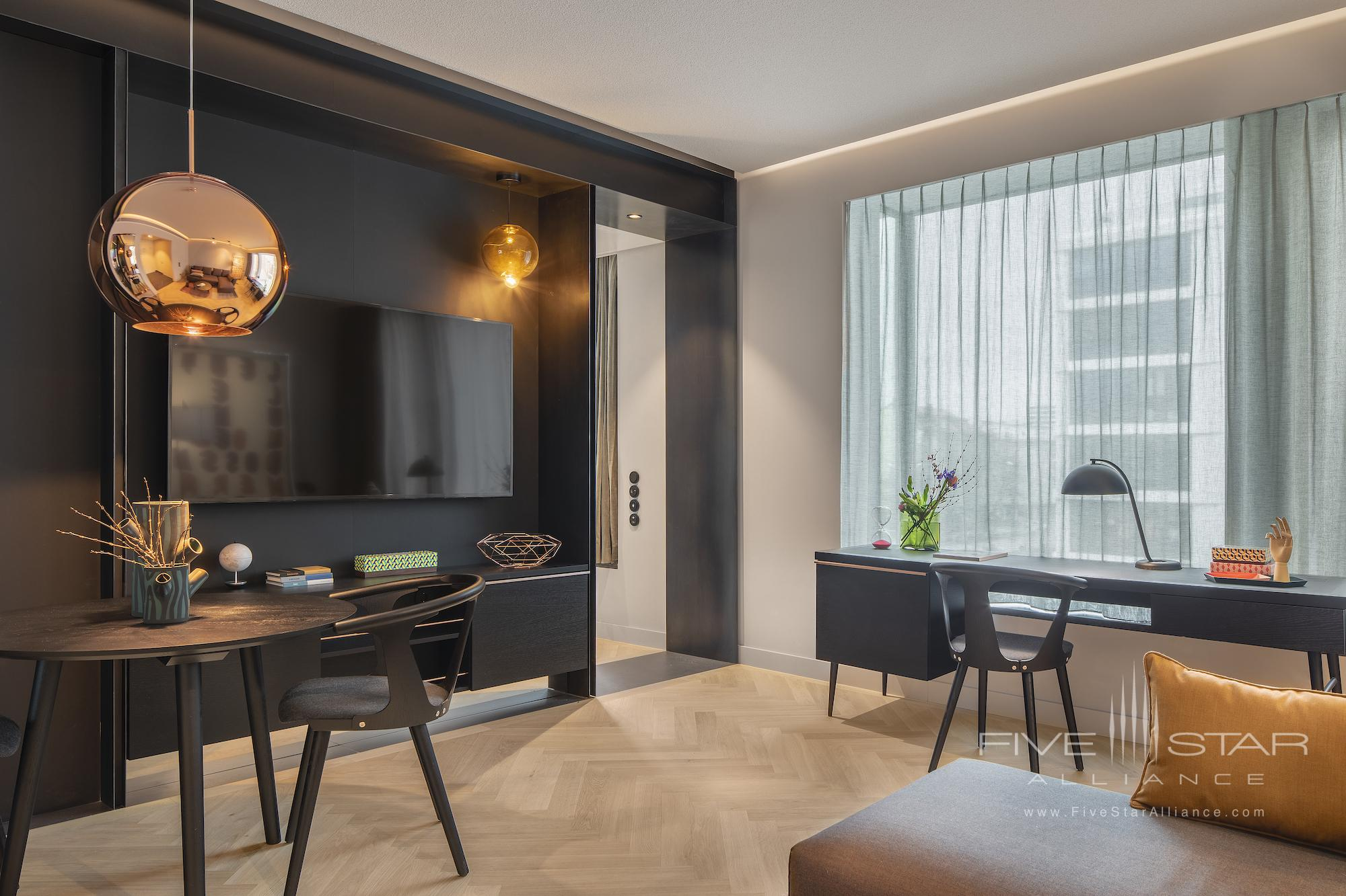 Suite at Andaz Munich Schwabinger Tor