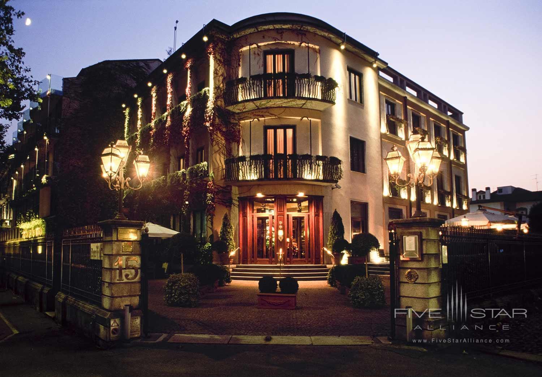 Hotel de la Ville, Monza, Italy