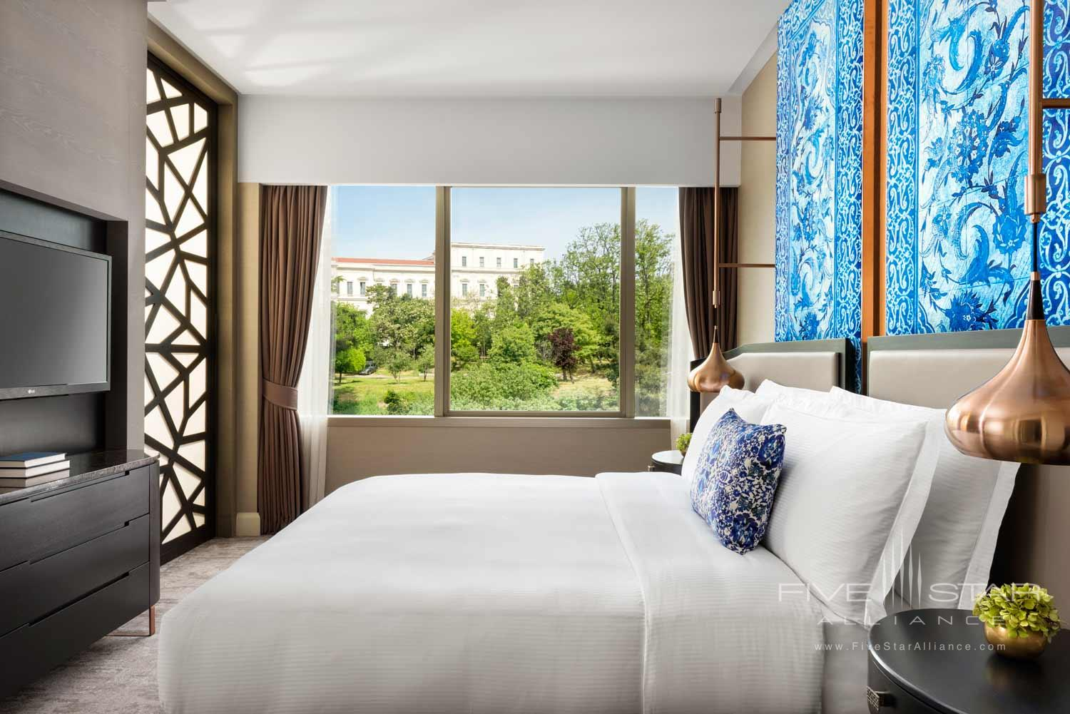 Park Suite at Ritz Carlton Istanbul, Turkey