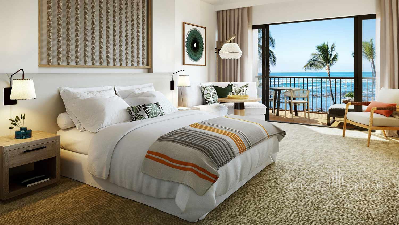 Guest Room at Mauna Lani