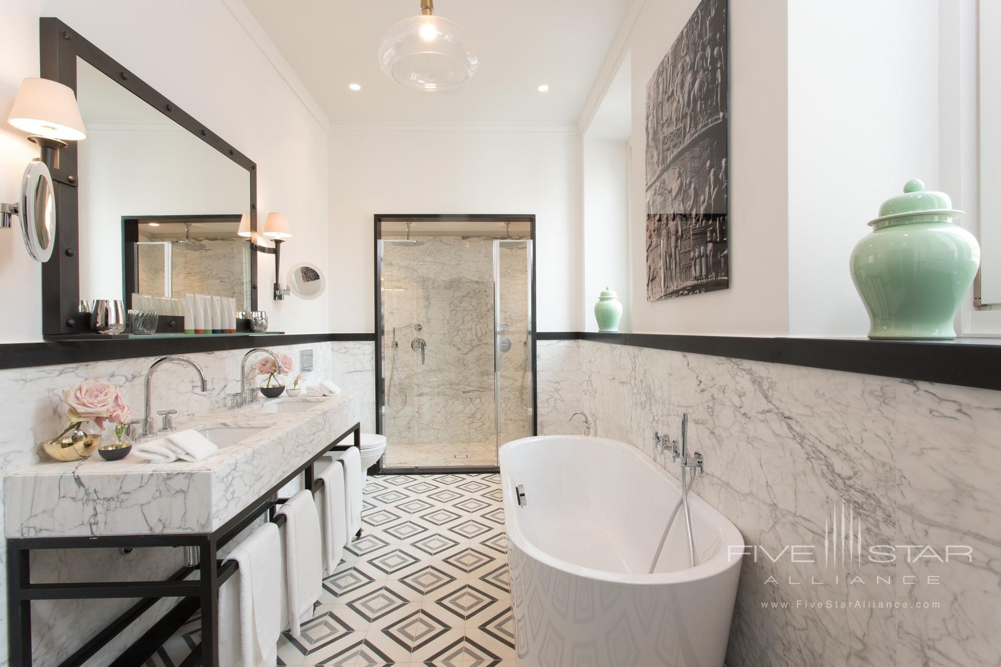 Rocco Forte House Roma Medici Suite