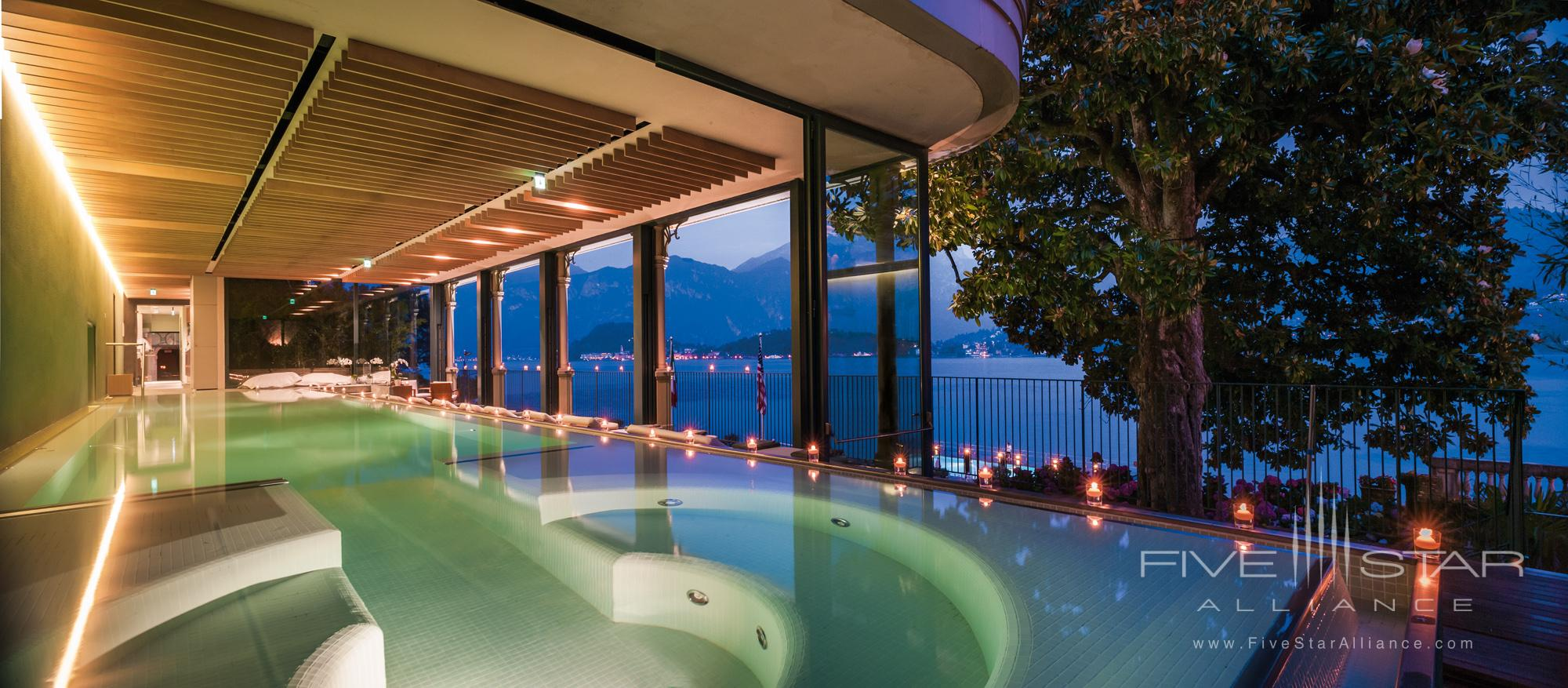 Grand Hotel Tremezzo T Spa Infinity Pool