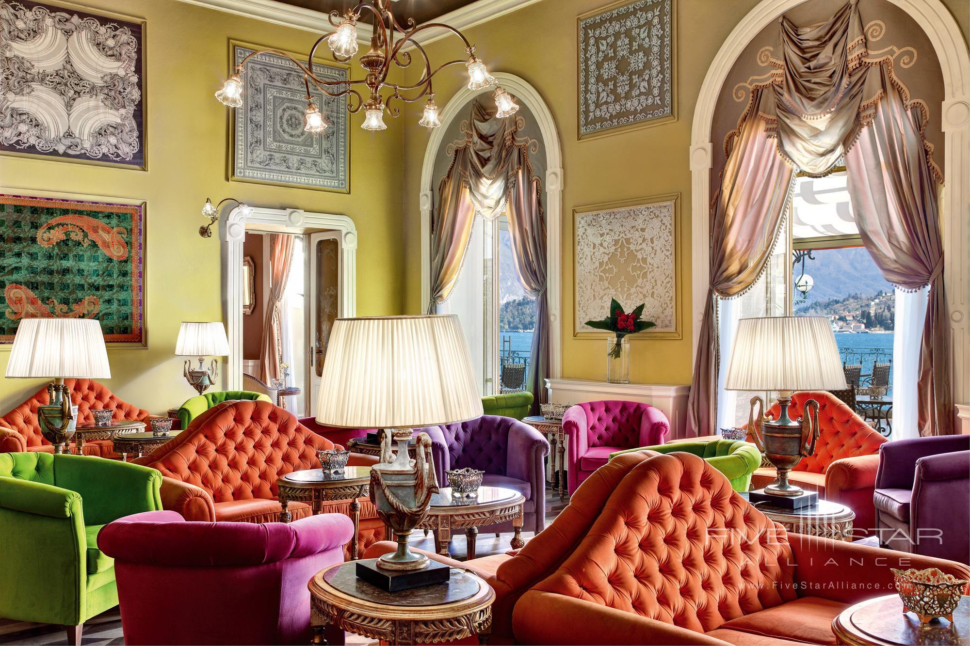 Grand Hotel Tremezzo Sala Musica