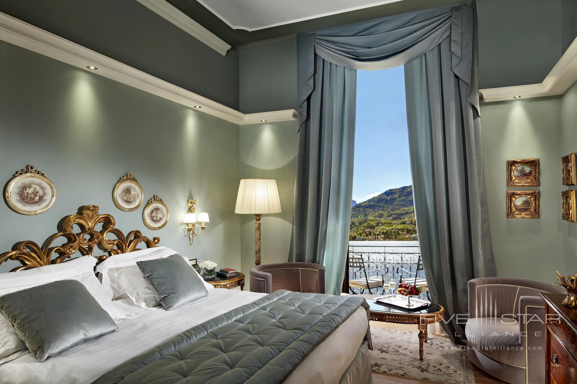 Grand Hotel Tremezzo Lake View Prestige Room