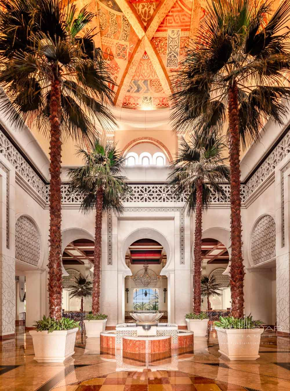One&Only Royal Mirage  Lobby