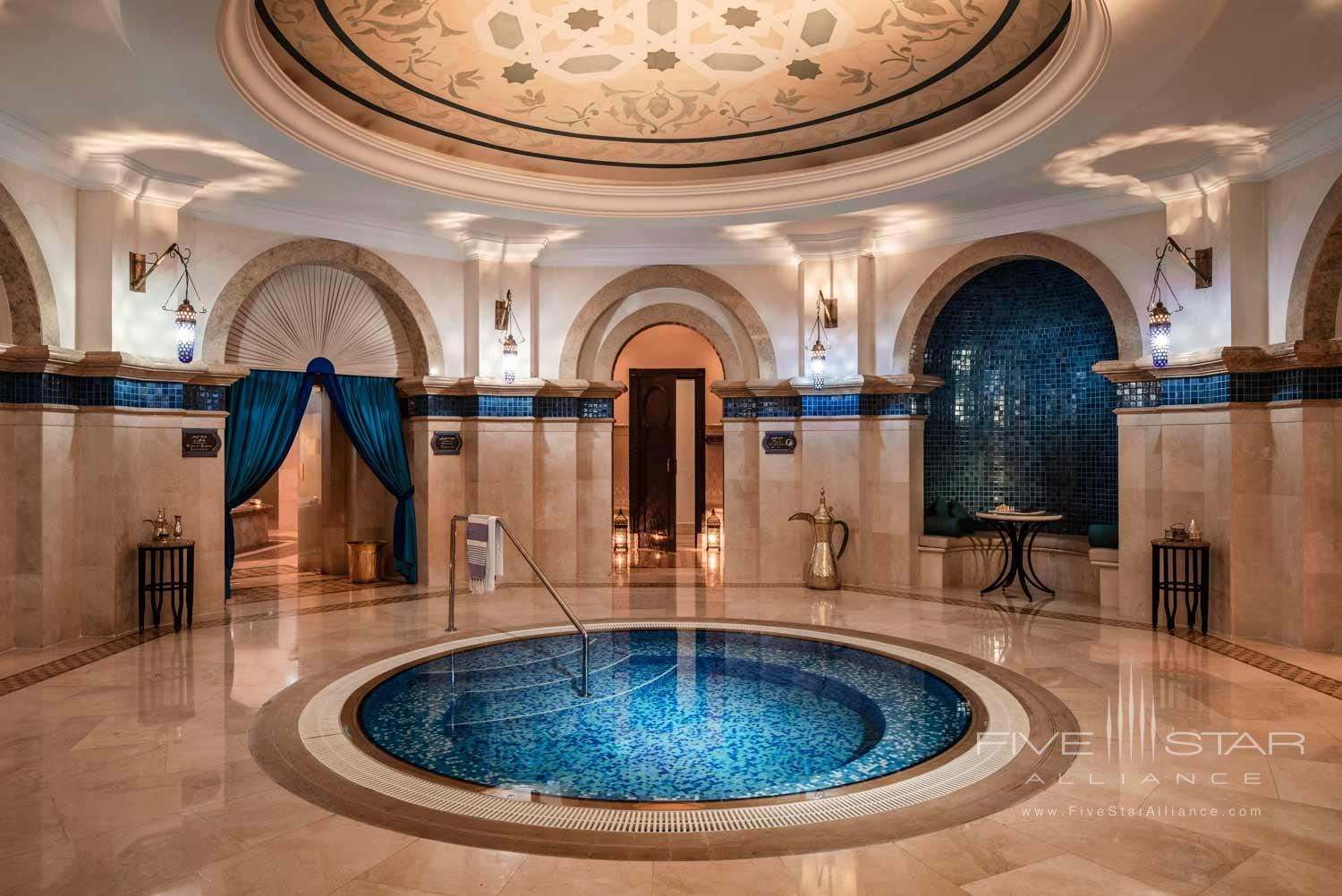 One&Only Royal Mirage  Spa Pool