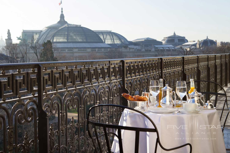 Terrace Dine