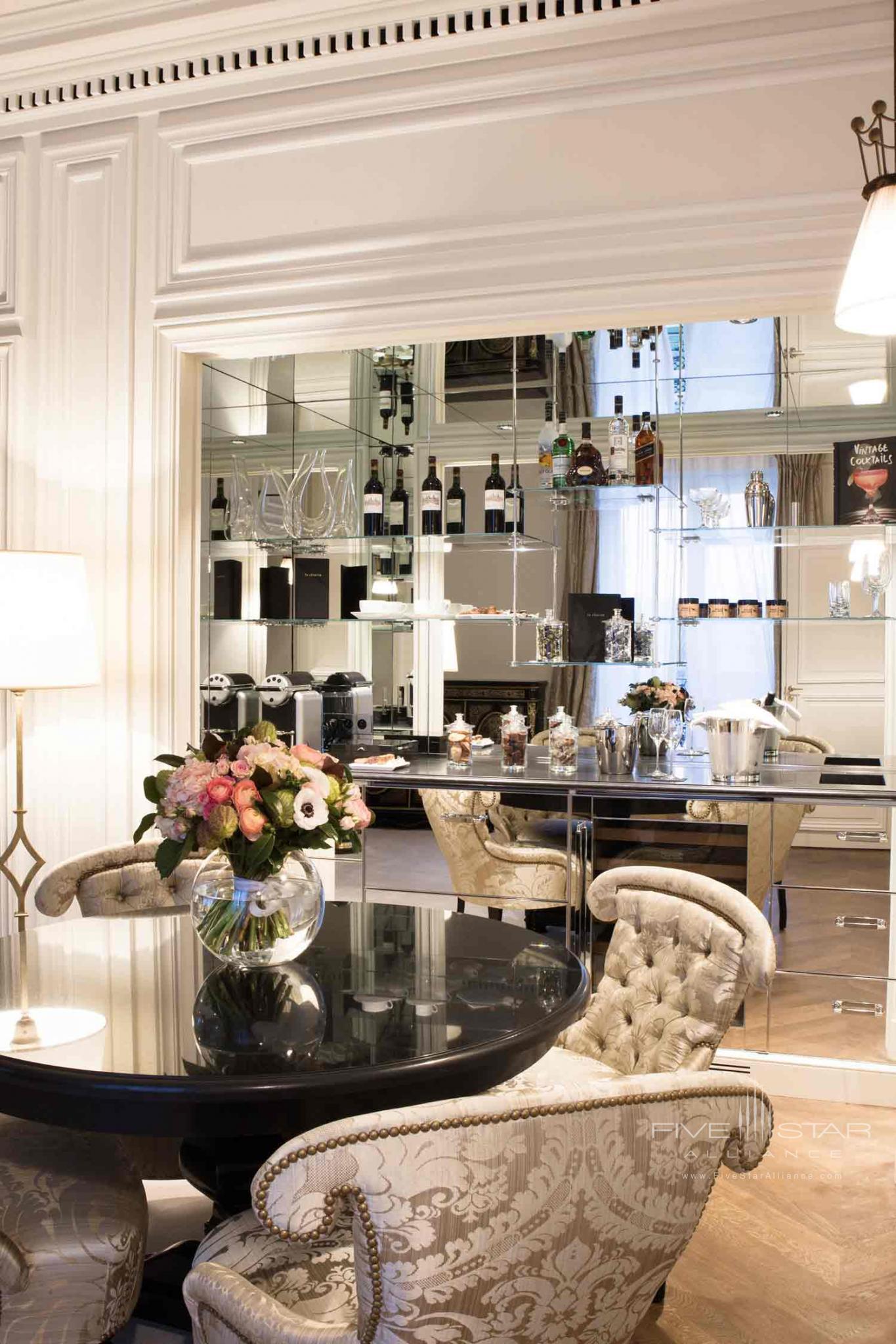 La Reserve Paris Hotel and Spa