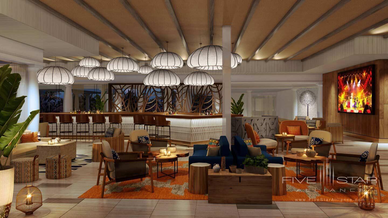 Curacao Marriott Beach Resort Bar and Lounge