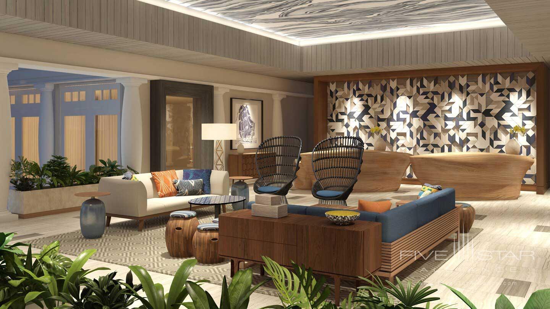 Curacao Marriott Beach Resort Reception