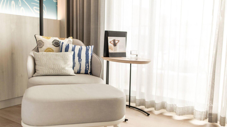 Curacao Marriott Beach Resort Guest Lounge