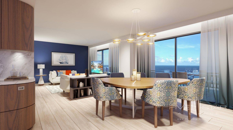 Curacao Marriott Beach Resort Suite