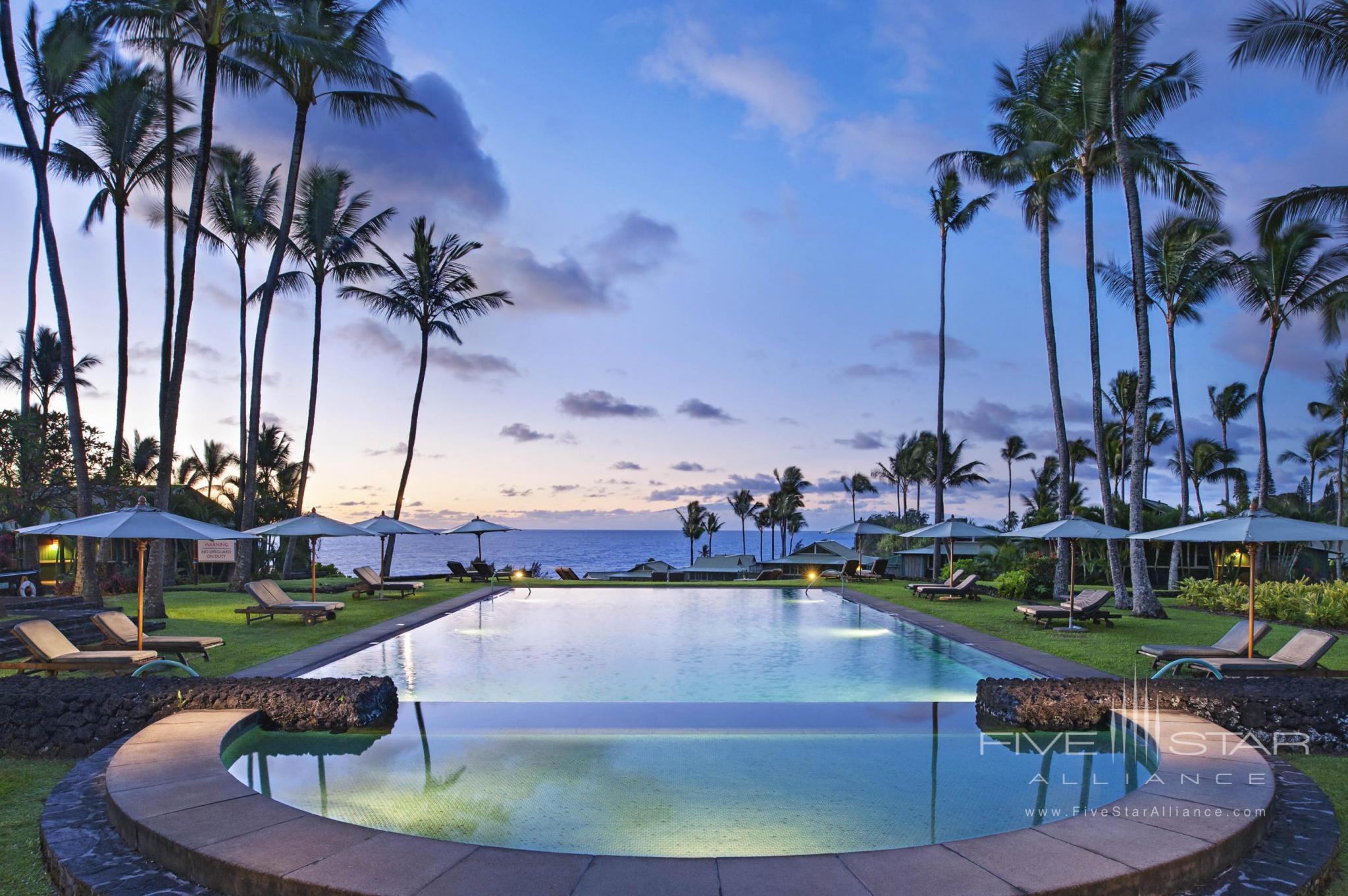 Hana Maui Resort Pool