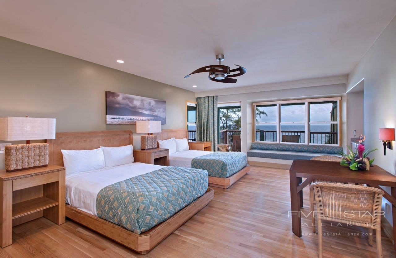 Hana-Maui Ocean View Queen Room