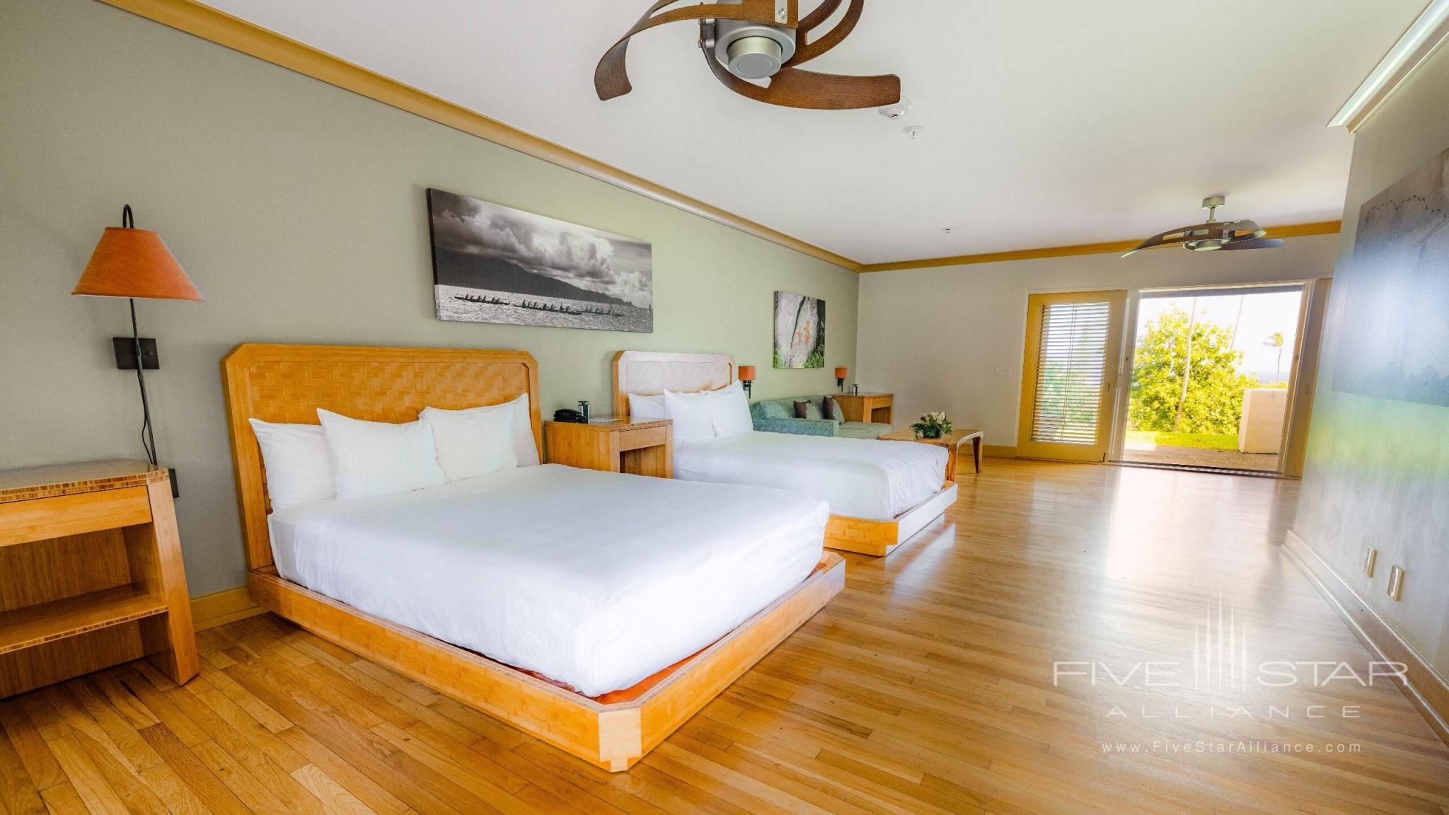 Hana-Maui Standard 2 Queen Bedroom