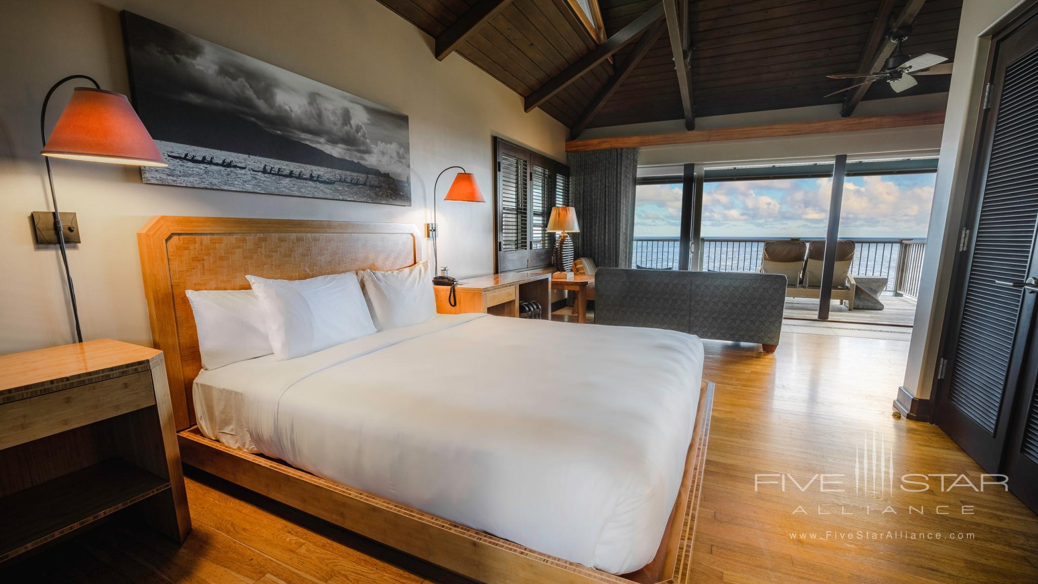 Hana-Maui Resort Guest Room