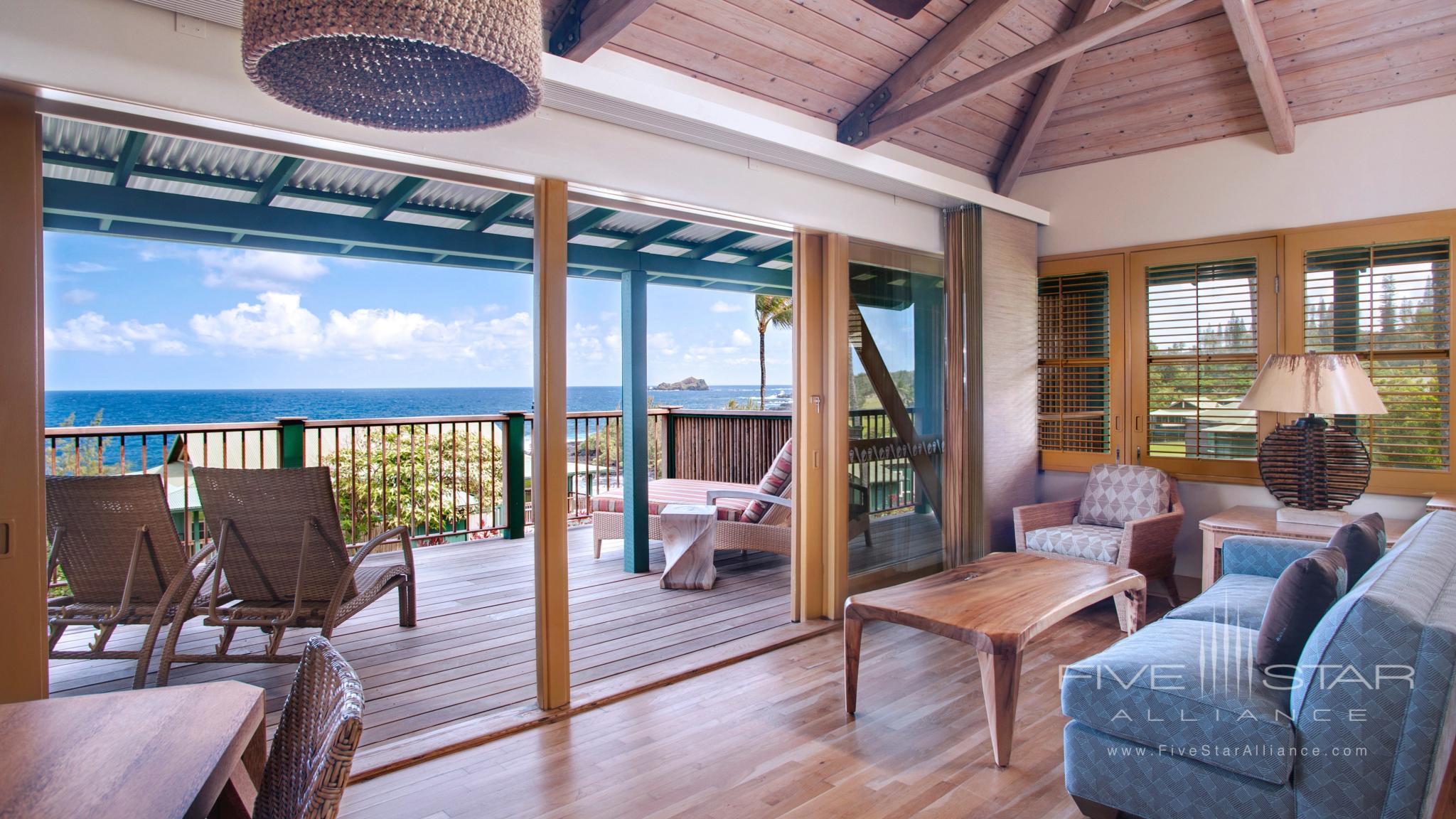 Hana-Maui Resort Ocean View Bungalow