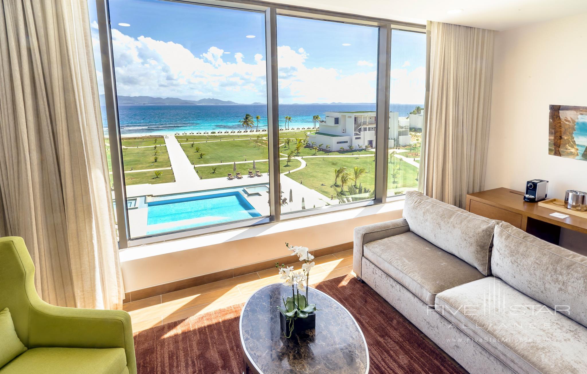 Main Building Suite View at Aurora Anguilla
