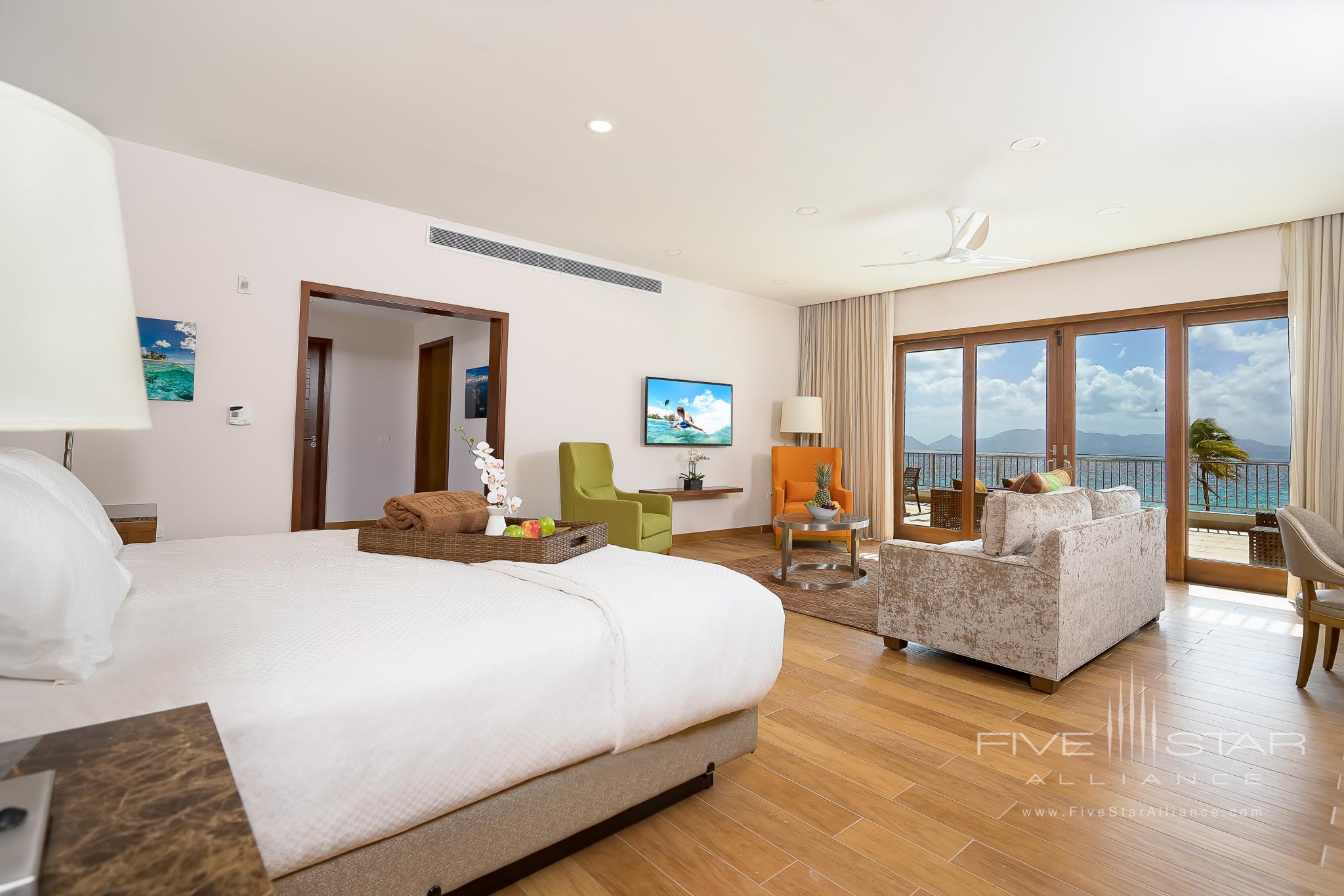 Beachfront Suite King at Aurora Anguilla