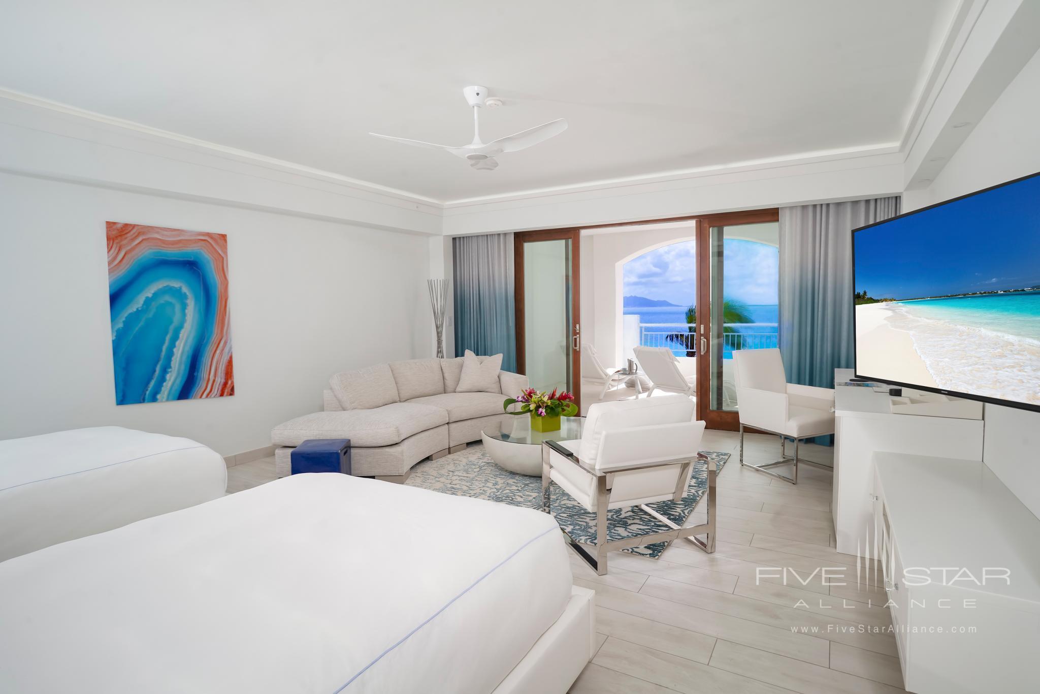 Double Bedroom Suite at Aurora Anguilla
