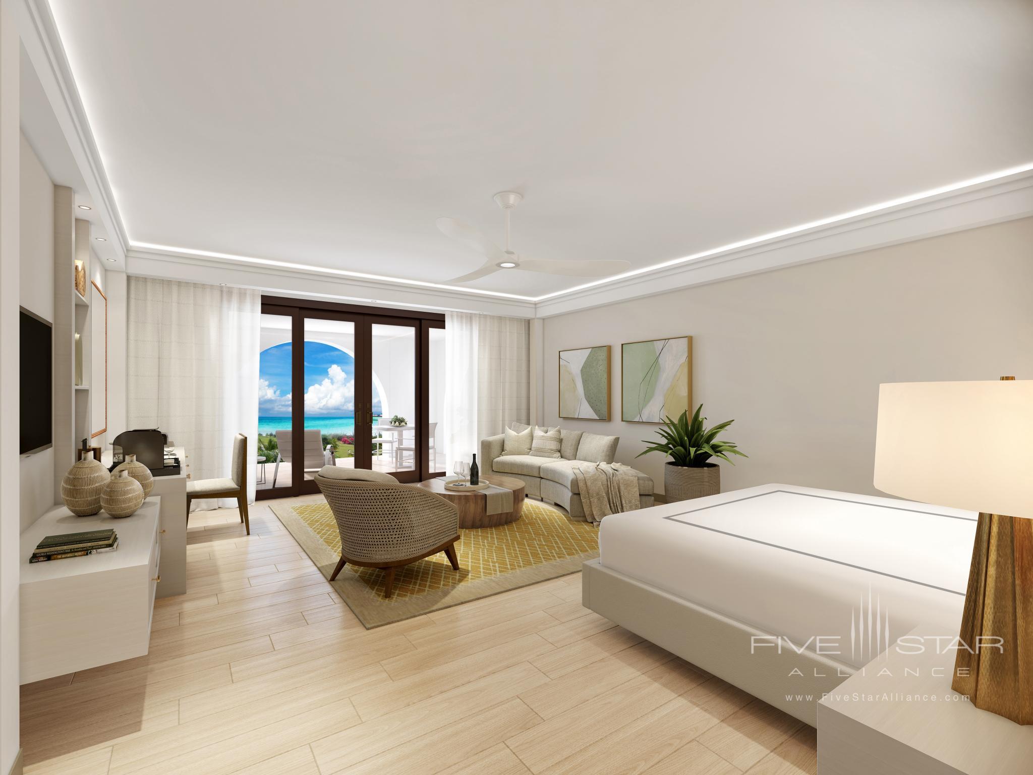 Resort View Junior Suite at Aurora Anguilla