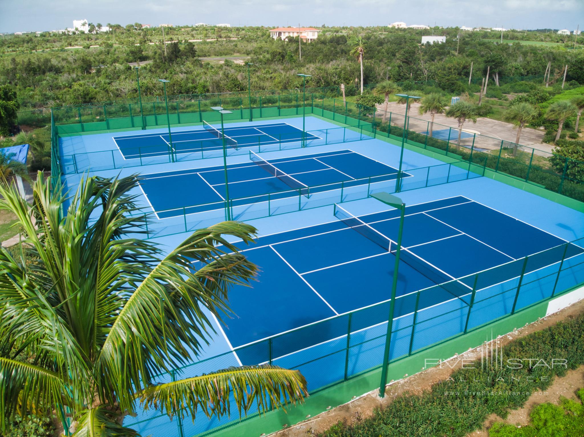 Tennis at Aurora Anguilla