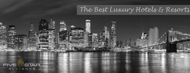 Luxury Hotel & Resort Recommendations within Cities