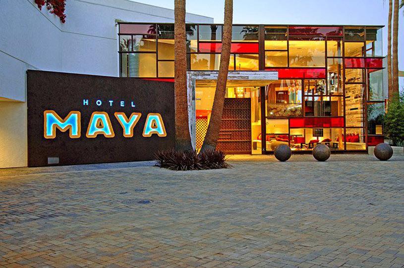 Hotel Maya Long Beach Ca United States