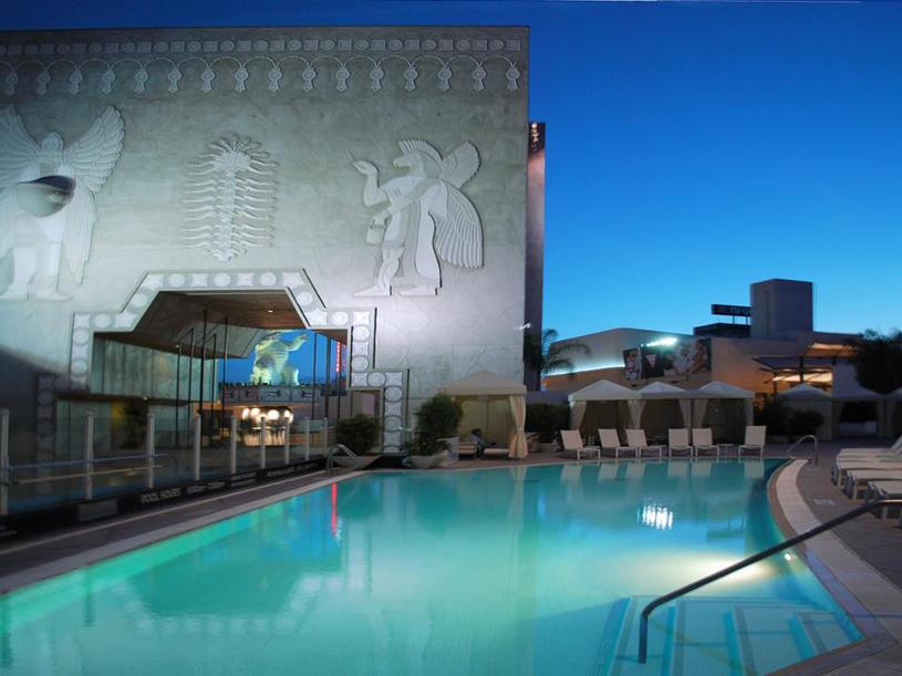 Loews Hollywood Hotel Ca United States