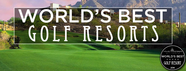 Best Golf Resorts 2014