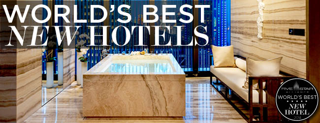 World's Best New Hotels and Resorts 2014