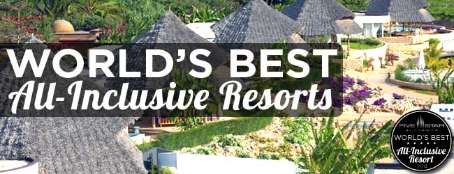 Best All-Inclusive Resorts 2014