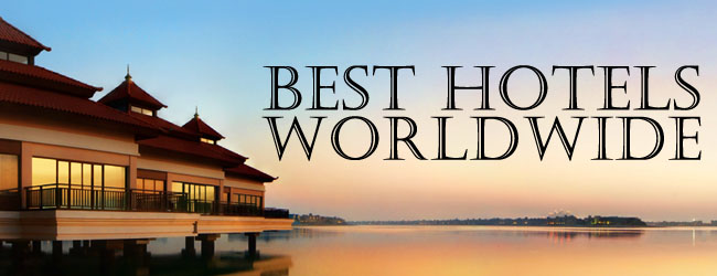 Best hotels worldwide five star alliance for Top 20 hotels