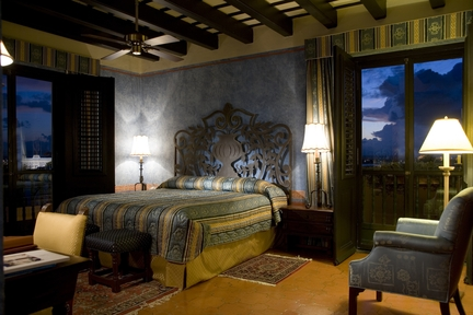 The Gloria Vanderbilt Suite at Hotel El Convento