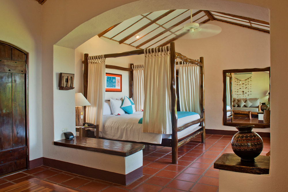 Casita Interior at Punta Islita Hotel, San Jose, Costa Rica