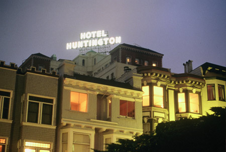 The Huntington Hotel