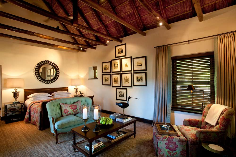 Deluxe Room at Bushman's Kloof Wilderness Reserve