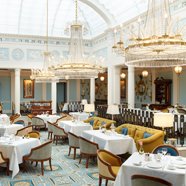 Dining Room at The Lanesborough, London, UK