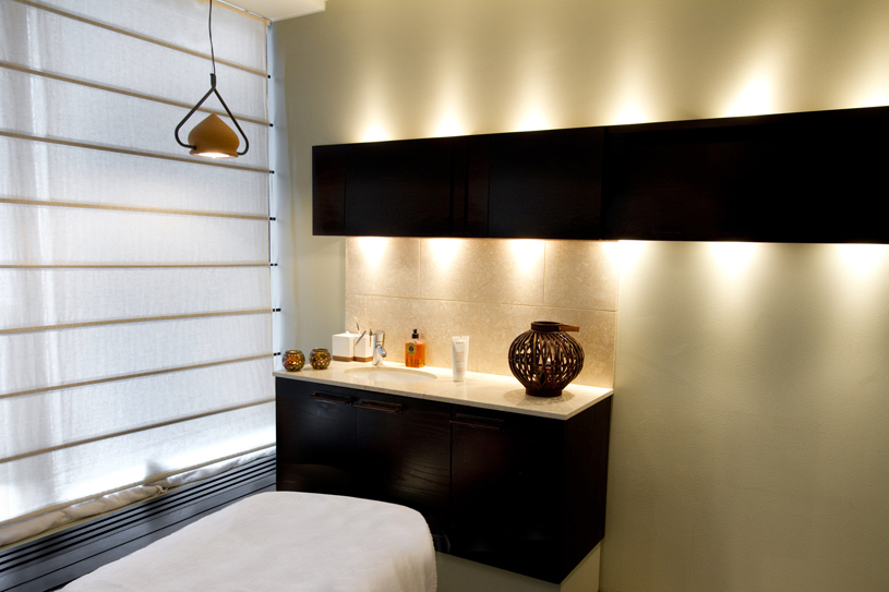 Hotel Kamp Spa Treatment Room